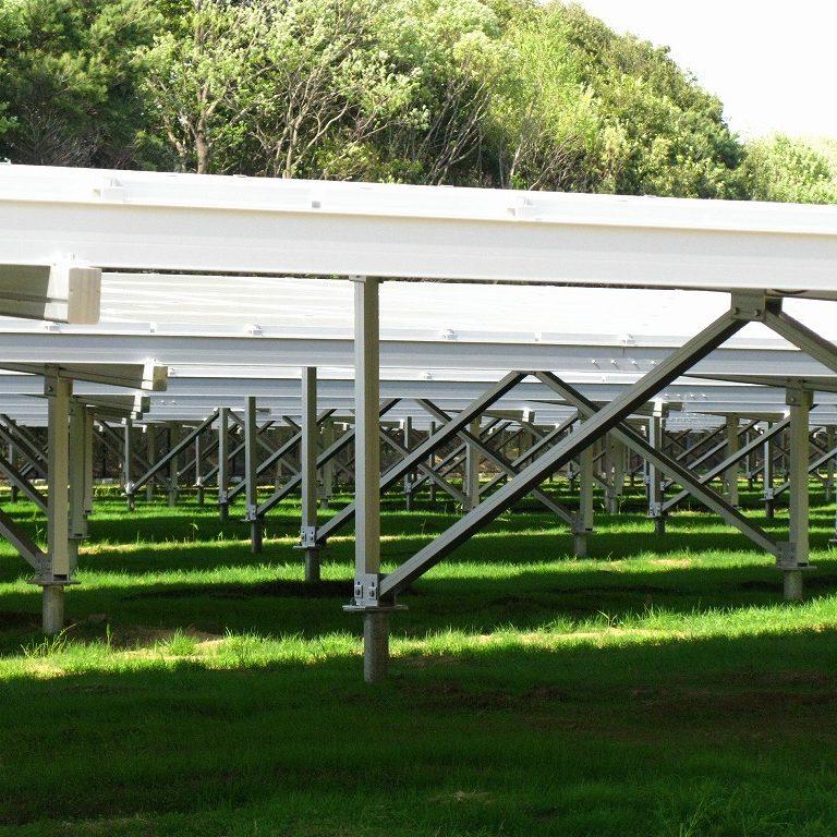 太陽光発電所関連工事